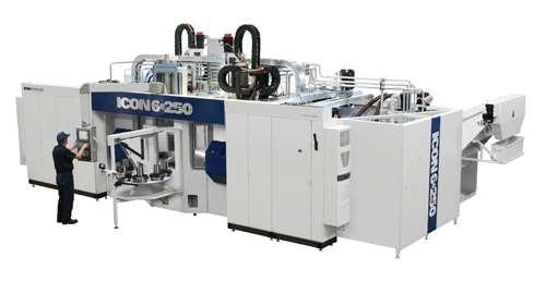 Hydromat Icon rotary transfer machine