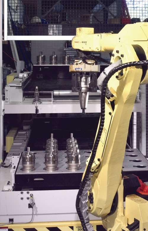 six-axis robot