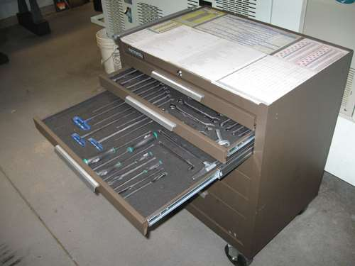 Setup cart
