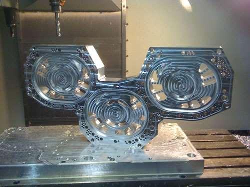 engine divider plate