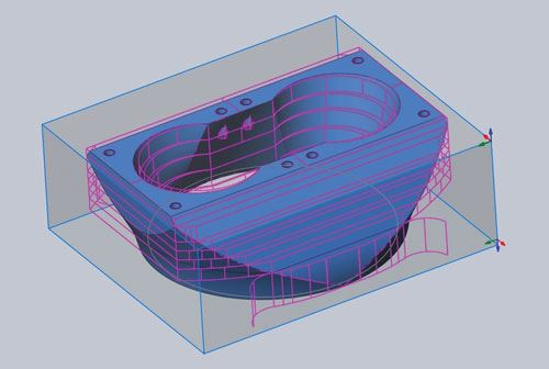 feature-based machining