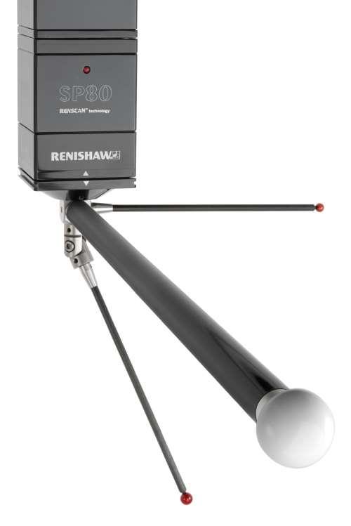 Renishaw CMM stylus