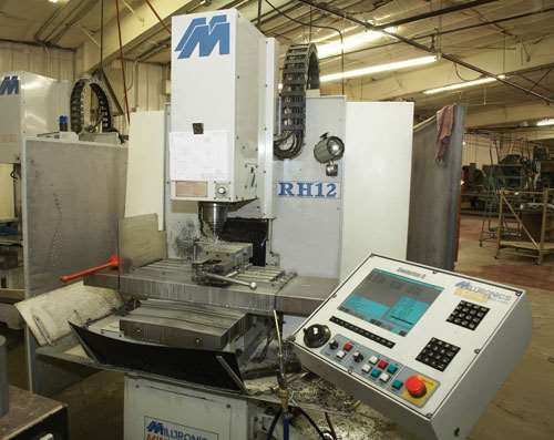 Milltronics RH12