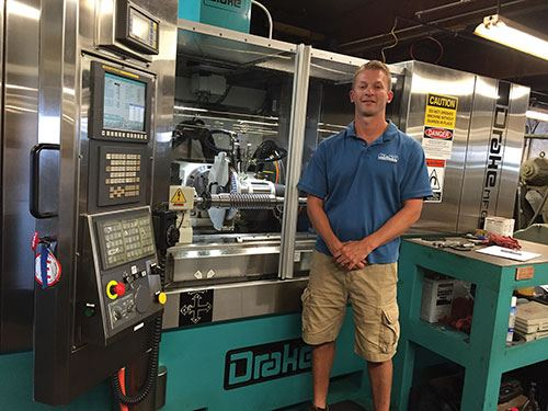 Doug Tracey of Tracey Gear and Precision