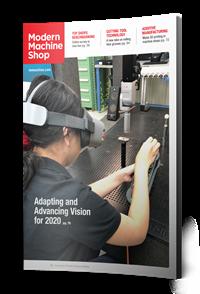 January Modern Machine Shop Magazine Issue