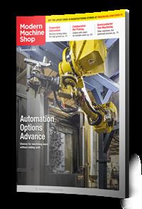 June Modern Machine Shop Magazine Issue