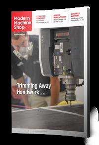 September Modern Machine Shop Magazine Issue
