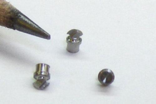 Biomet's CurvTek components