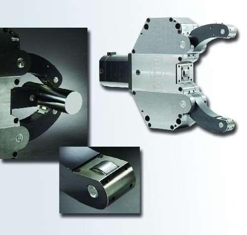 LMC Workholding Atling AX self-centering steady rests