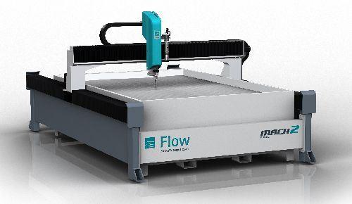 Flow International Mach 2c waterjet