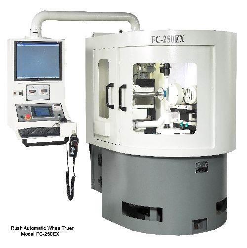 Rush Machinery FC-250EX truing and dressing machine