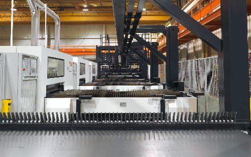 Mazak Optronics modular automation systems