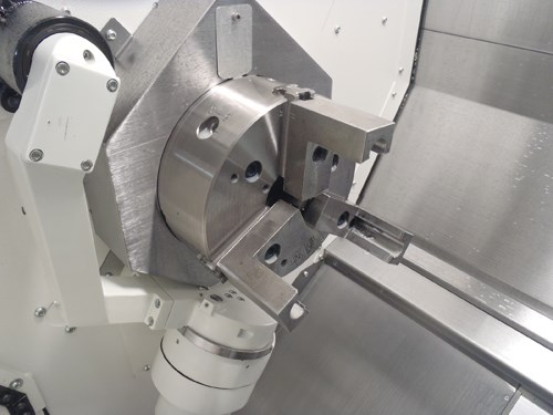 main spindle