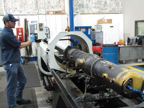 honed hydraulic cylinders