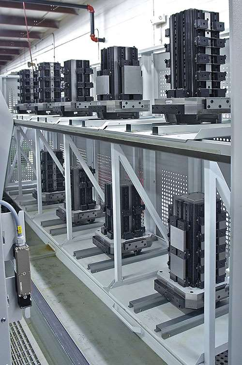 Triag modular tombstone fixtures