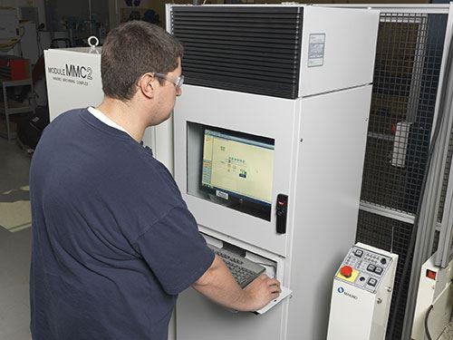 MAS-A5 control system