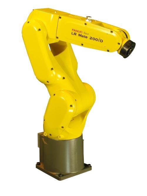 FANUC LR Mate 200iD mini robot