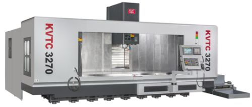 Kent USA KVTC-3270 CNC traveling-column VMC