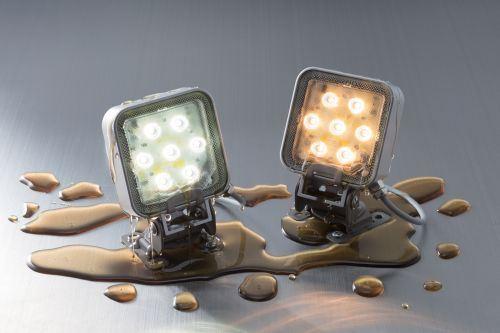 Patlite CLN series LED worklights