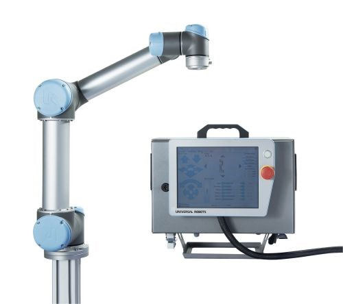 Universal Robots UR5 and UR10 robotic arms