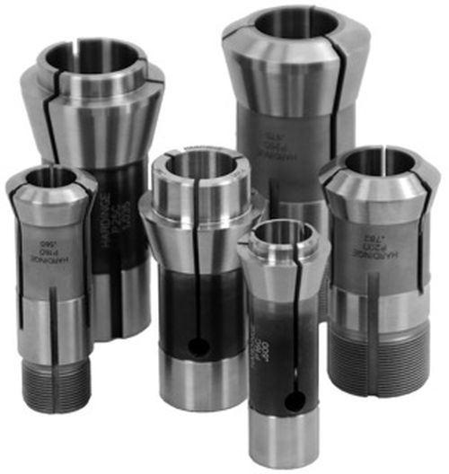 Harding Workholding collets and guide bushings
