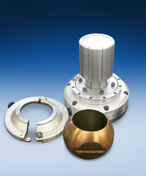 Northfield Precision Instrument internal-grip collet chuck