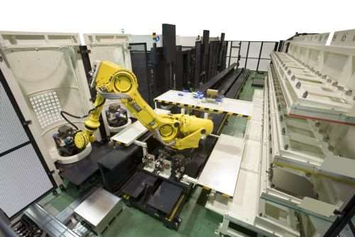 Makino MMC-R automation system