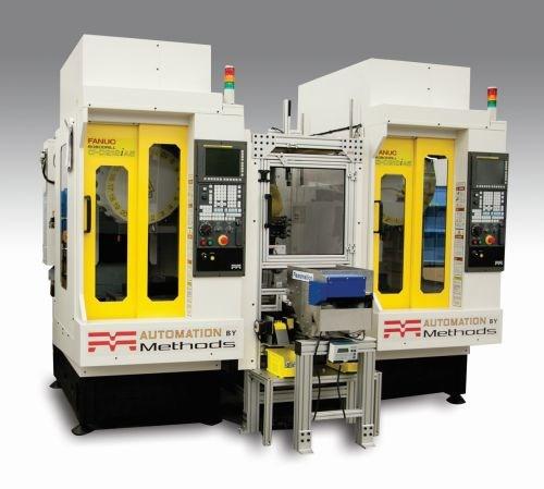 Methods Machine Tools Twin RoboDrill JobShop Cell