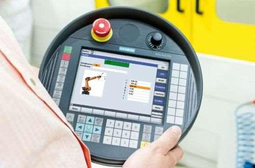 Siemens Run MyRobot technology package