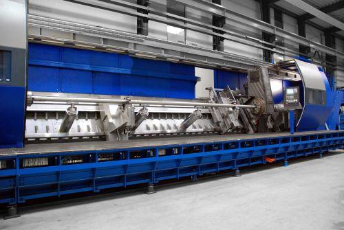 Weingärtner Maschinenbau machine tools