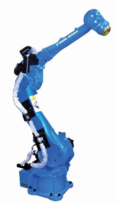 Yaskawa Motoman MH50 II-series robots