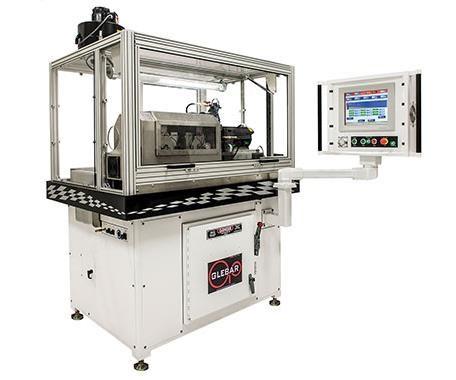 Glebar CAM.2 microgrinding machine