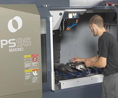 YDC Precision Makino PS95