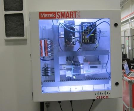 Mazak SmartBox