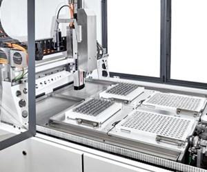 Agathon Machine Tools Leo Peri grinding center