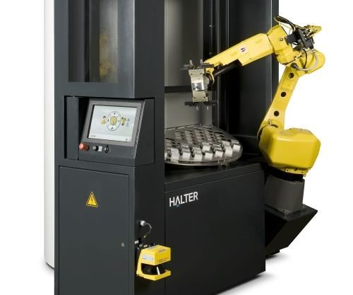 Halter CNC Robotics LoadAssistant universal robot
