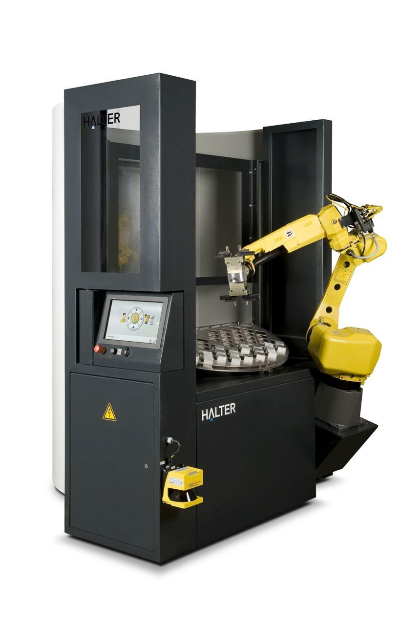 Halter CNC Robotics LoadAssistant