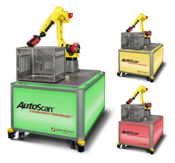 Perceptron AutoScan RoboGauge
