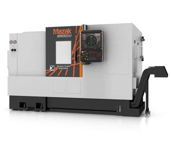 Mazak Quick Turn-250MSY