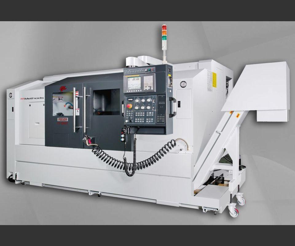 Methods Machine Tools Feeler FT-250SY