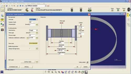 GearPRO software