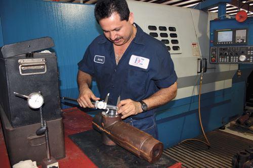 Femco machine tool