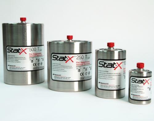 Stat-X aerosol generators