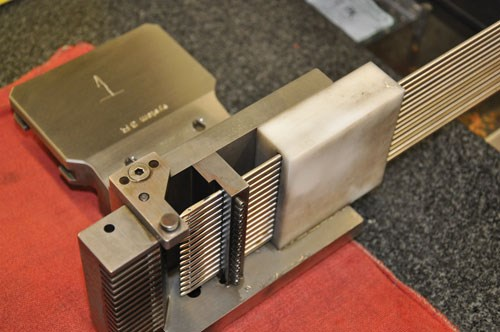 system 3R part clamping devices