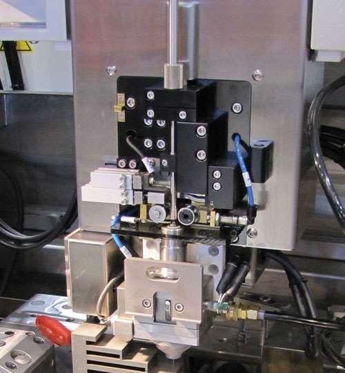 wire feed mechanism