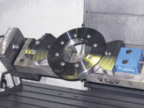 single-station clamping