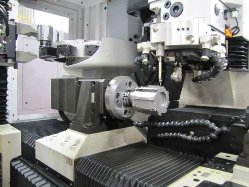 robot loading/unloading