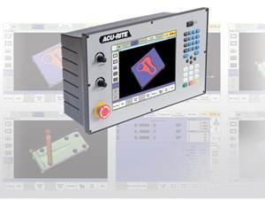 Heidenhain Acu-Rite 3500i CNC control
