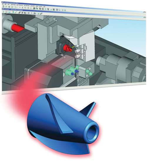 PartMaker division of Delcam, PartMaker Version 2012