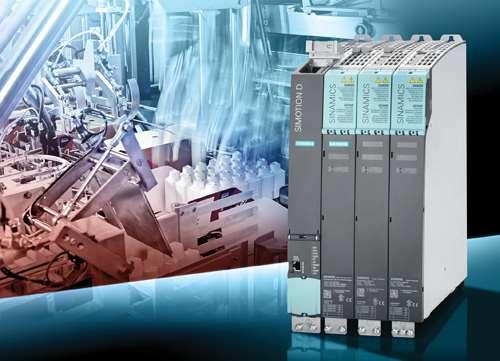 Siemens Industry D445-2 DP/PN motion controllers